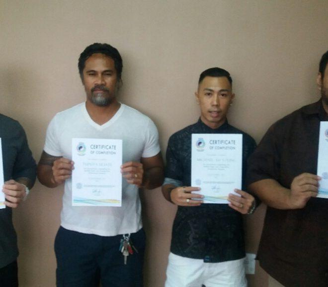 Samoa First In Accreditation