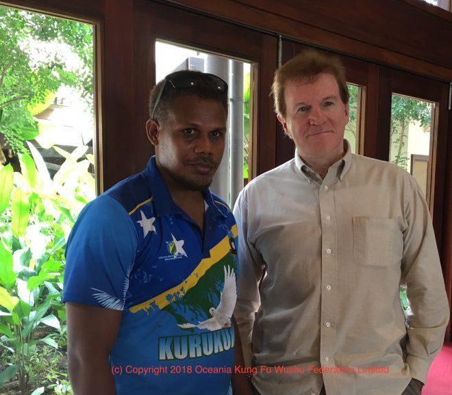 Kung Fu Wushu Solomon Islands