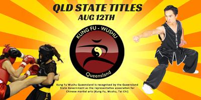 Kung Fu Wushu Queensland State Championships