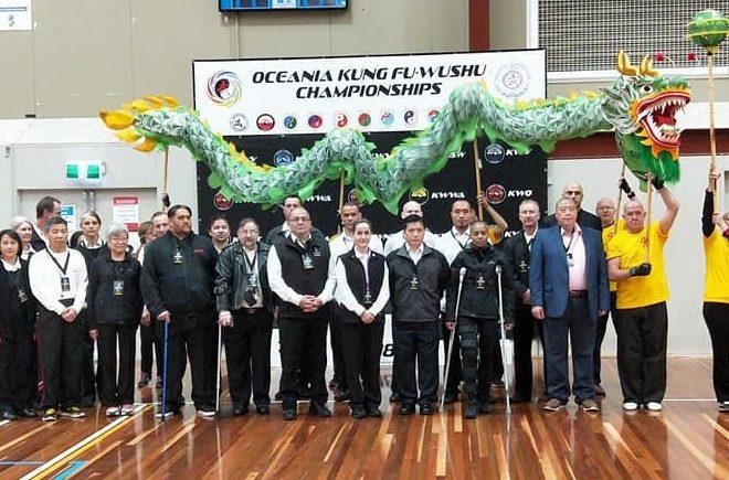 Kung Fu Wushu Victoria Hosts the 2018 Oceania Kung Fu Wushu Championships