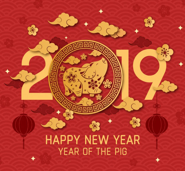 Happy Chinese New Year – Year of the PIG
