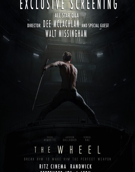 "New Action Film ""The Wheel"""