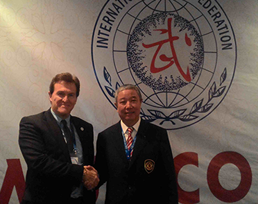 Walt Missingham confirmed as the Chairman of the IWUF Ethics Committee